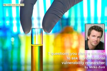 پاسخ به 7 پرسشی که همیشه می خواستید از یک محقق آسیب های امنیتی بپرسید