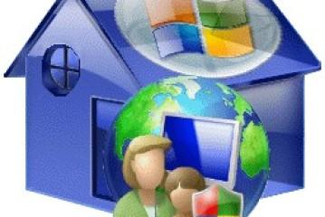 امنیت آنلاین در كامپیوتر خانوادگی