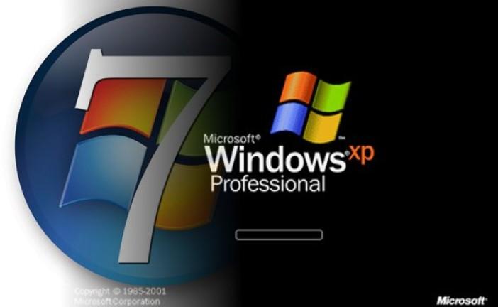 ویندوز 7 امن تر است یا ویندوز XP؟