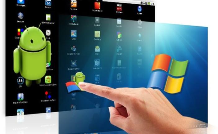 نرم افزار نصب سیستم عامل اندروید بر روی ویندوز و مکینتاش