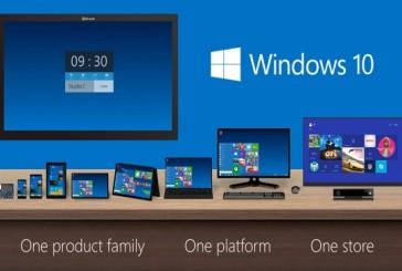 تلاش مایکروسافت برای اشغال حجم کمتر حافظه رایانه با ویندوز ۱۰