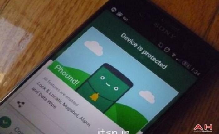 اپلیکیشن !Phound کاسپرسکی برای پیداکردن موبایلهای گمشده یا سرقتی