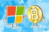 افزایش اعتبار در فروشگاه مایکروسافت با بیتکوین