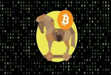 سرقت ارز دیجیتال به وسیله یک تروجان خطرناک