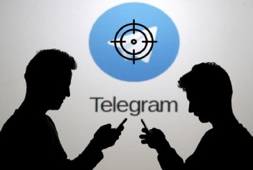 پیام تماس صوتی تلگرام، فیشینگ است
