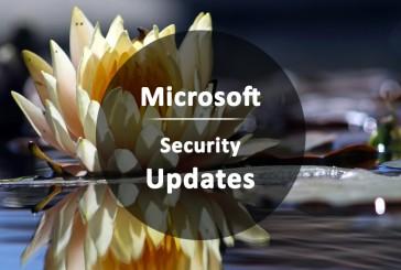 اصلاحیههای امنیتی مایکروسافت برای ماه میلادی فوریه